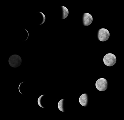 Moon Phases Explained