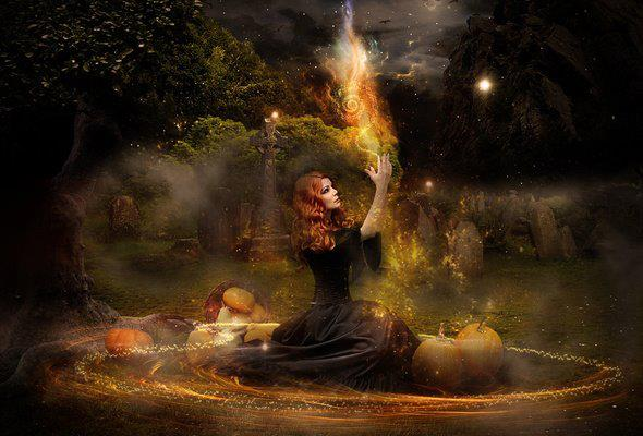 Witchcraft, Magick And The Planets
