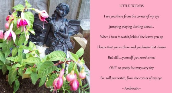 Little Friends Poem