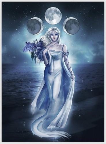 Moon Phases & Working With Them