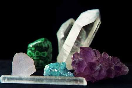 Caring ~ Cleansing ~ Charging And Programming Your Crystals